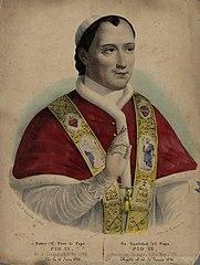 Notre St. Père le Pape Pie IX