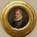 Portrait of a young gentleman, artist unknown, oil on wood - Villa Vauban - Luxembourg City - DSC06492.JPG