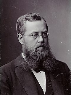 Sophus Lie Norwegian mathematician