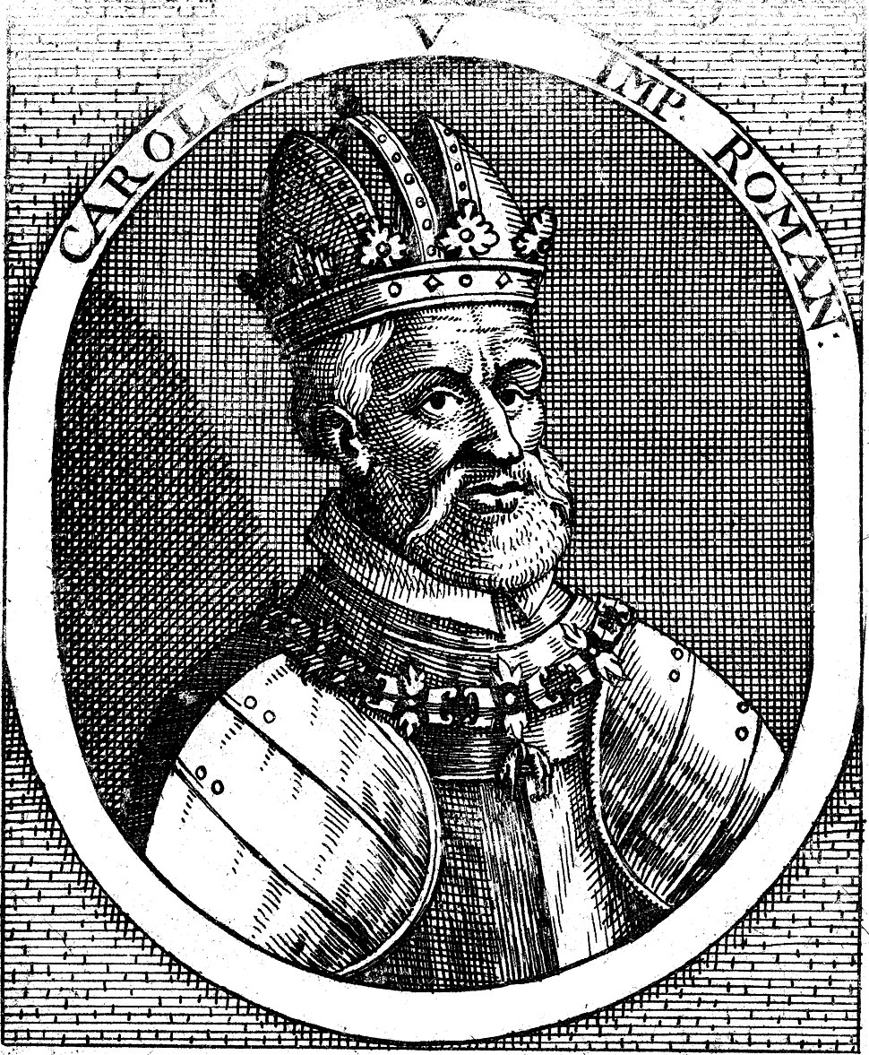 Portriat of Holy Roman Emperor Charles V