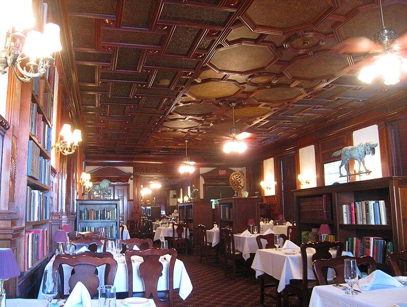 Restaurant  Portsmouth Menu