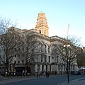 Portsmouth Guildhall, Guildhall Square, Portsmouth (NHLE Code 1104316) (November 2017) (1).JPG