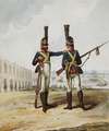 Portuguese Army, Infantry Police Guard of Lisbon (1812) - Denis Dighton.png