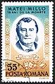 Posta Romana - stamp - Matei Millo - 2999.jpg