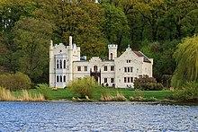 Parc et petit château de Babelsberg