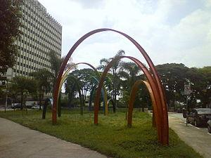 Marechal Cordeiro de Farias Square - Praça dos Arcos, Marechal Cordeiro de Farias Square