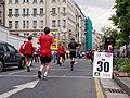 Pražský maraton, 30 km.jpg