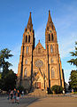 Prague - Church of Saint Ludmila 2.jpg