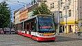 Prague 07-2016 tram at Andel img1.jpg