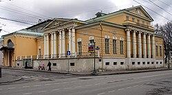 Prechistenka pushkin museum corner.jpg