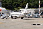 Premier Avia, P4-AFK, Boeing 737-7FY(BBJ) (27845031834).jpg