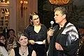 Presenter Lisa Kassenaar and 21 Leader, 2014 Elyse Cherry (13991438170).jpg