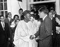 President John F. Kennedy Meets with Abubakar Tafawa Balewa, Prime Minister of Nigeria (03).jpg