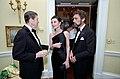President Ronald Reagan talking with Audrey Hepburn and Robert Wolders.jpg