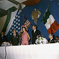 President and Mrs. Kennedy in Mexico City, 30 June 1962.jpg