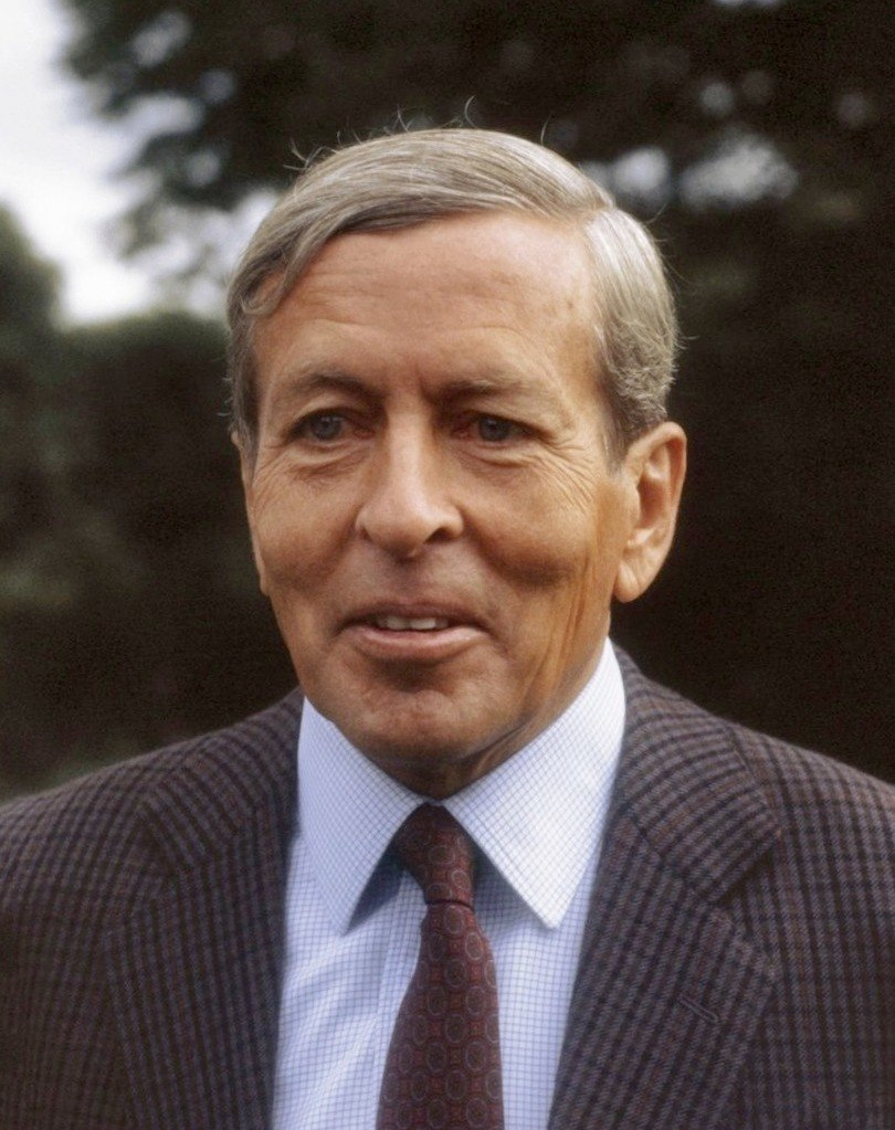 Prince Claus of the Netherlands 1986