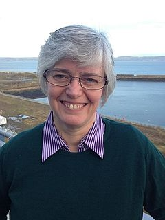 Eleanor Campbell (scientist) Professor of Physical Chemistry at Edinburgh University