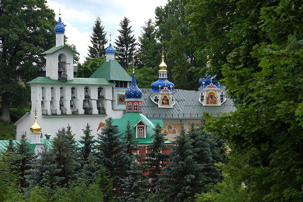 Pskovo-Pechersky Monastery 1