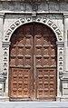 Puerta de la iglesia de Santiago Tlatelolco 201907.jpg