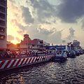 Puerto de Veracruz Malecón.JPG
