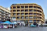 Puerto de la Cruz Tenerife - Building opposite fishing port.jpg