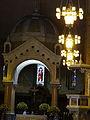 Pulpito y altar de la Catedral Metropolitana de Medellín. Colombia..jpg