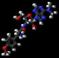 Puromycin 3D ball.png