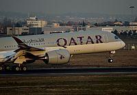 A7-ALB - A359 - Qatar Airways