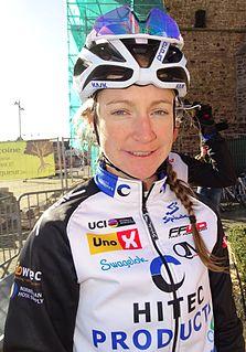Lauren Kitchen Australian racing cyclist