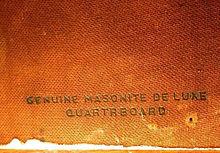 Masonite Wikipedia