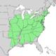 Quercus velutina range map 1.png