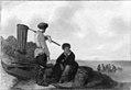 Quiringh Gerritsz van Brekelenkam - Fishermen on the Beach - KMSsp619 - Statens Museum for Kunst.jpg