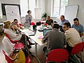 Résidence Wikimédia France au 110Bis - Ministère de l'éducation nationale 5.jpg