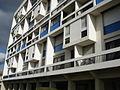 Résidence du Lycée, Montluçon plasticité de l'architecture sous le soleil..jpg