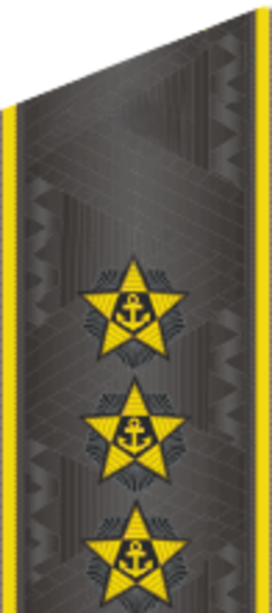 History of Russian military ranks - Image: RAF N F8 Admiral 2010–