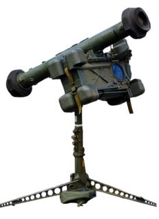 man-portable air-defense system