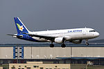 RDPL-34188 - Lao Airlines - Airbus A320-214 - CAN (14730601458).jpg