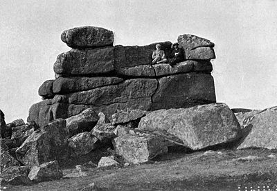 ROCKS NEAR IIEY TOR - A Book of Darmoor.jpg