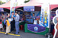 ROCN 256th Squadron Recruitment Booth in Zuoying Naval Base 20141123.jpg