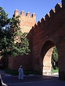 Rabat city walls2.jpg