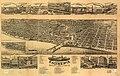 Racine, Wis. county seat of Racine Co. 1883. LOC 75693018.jpg