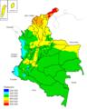 Radiación Solar en Colombia.png