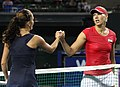 Radwanska and Kanepi Japan.jpg