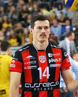 Rafał Buszek Polish volleyball player