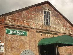 Railroad Museum in Wilmington, NC IMG 4452