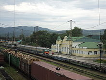 Railway station of Partizansk.JPG