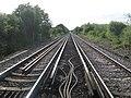 Railway to Ashford, from Pluckley - geograph.org.uk - 1428082.jpg