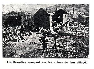 Rakovo 1903 Ruins.jpg