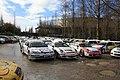 Rally Botafumeiro 2012 - parque cerrado 5.jpg