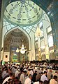 Ramadan Quran Reading, Goharshad Mosque, Mashhad (18 8906020962 L600).jpg